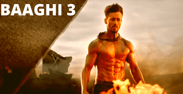 Baaghi 3 Full Movie Leaked Online By Tamilrockers