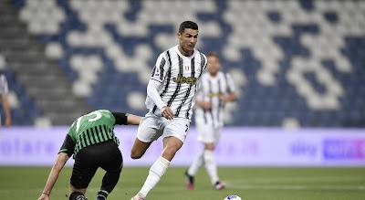 ملخص واهداف مباراة يوفنتوس وساسولو (3-1) الدوري الايطالي