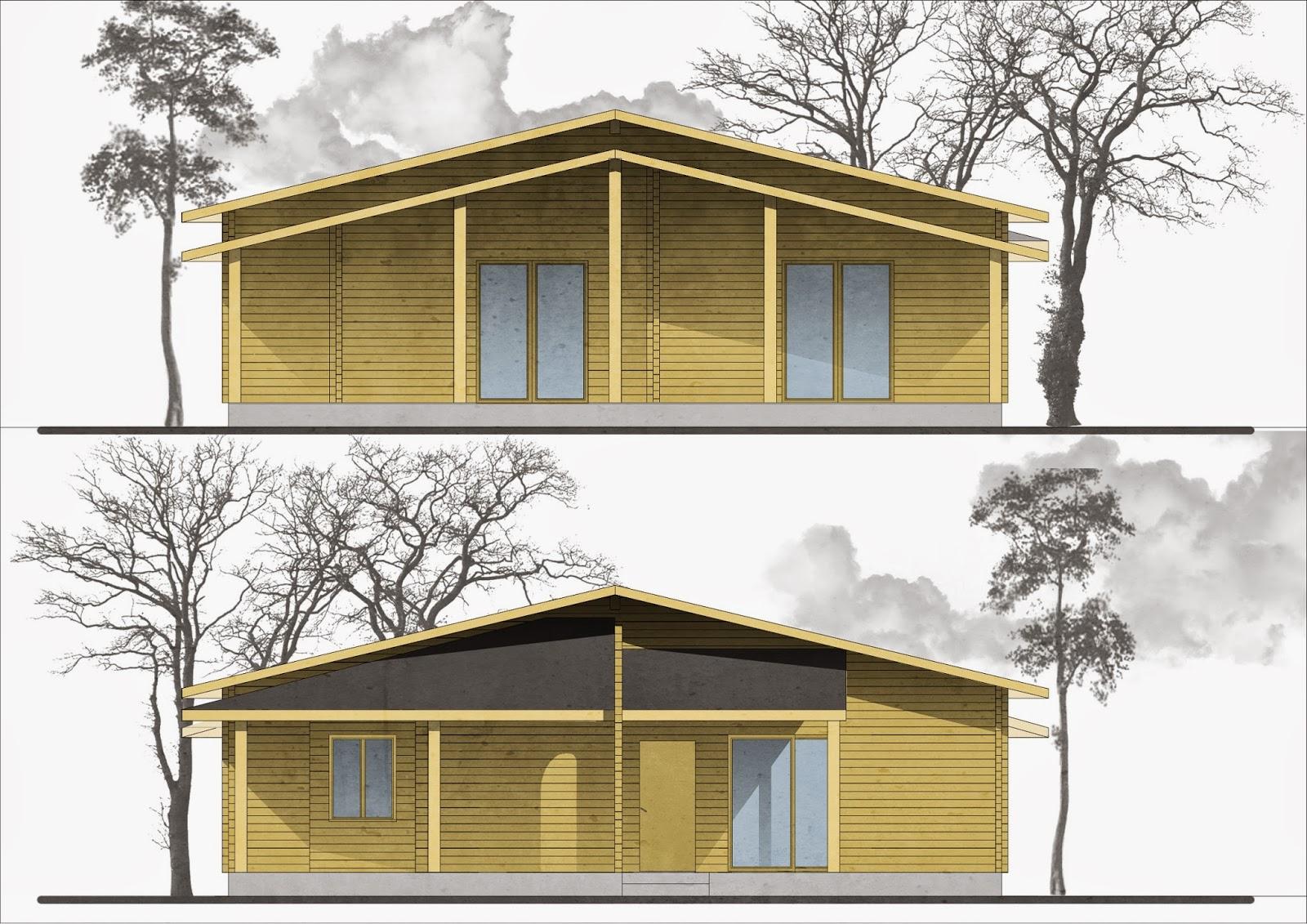 Progetti di case in legno casa 178 mq porticati 75 mq for Progetto casa in legno dwg