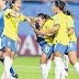 Marta se torna maior artilheira em Copas, e Brasil avança às oitavas