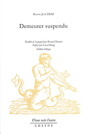 Demeurer suspendu (Poemas, edición francesa bilingüe)
