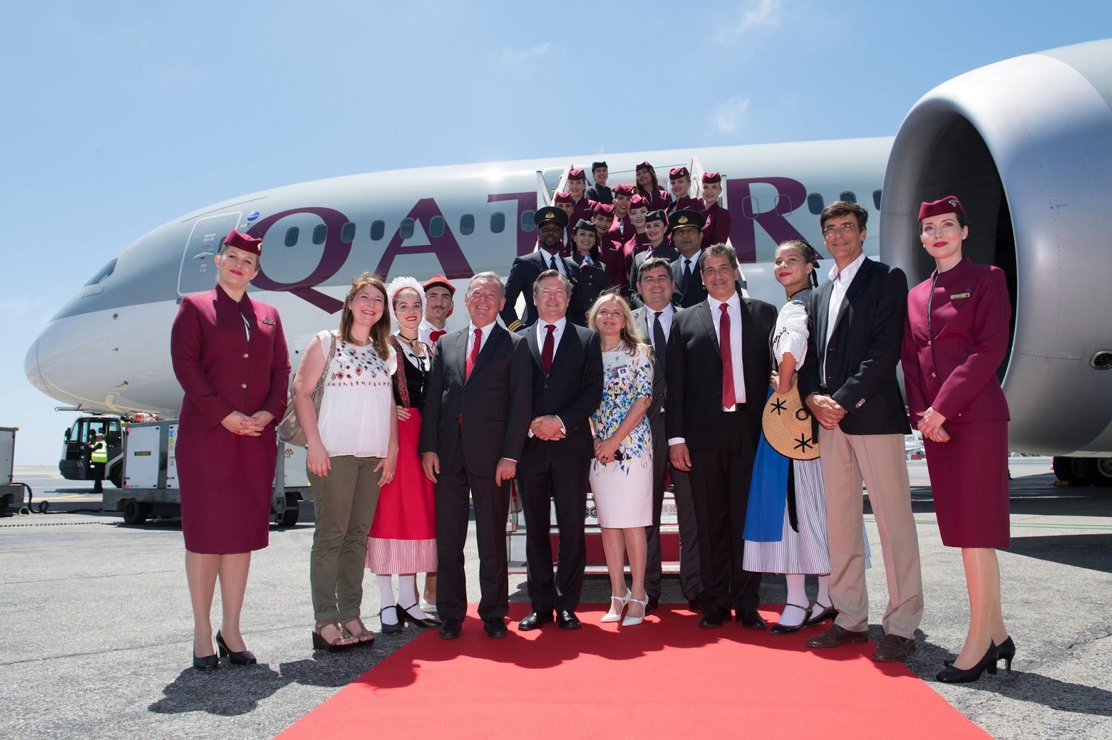 Recruitment in Lisbon for Cabin Crew | TBA | Qatar Airways | Doha