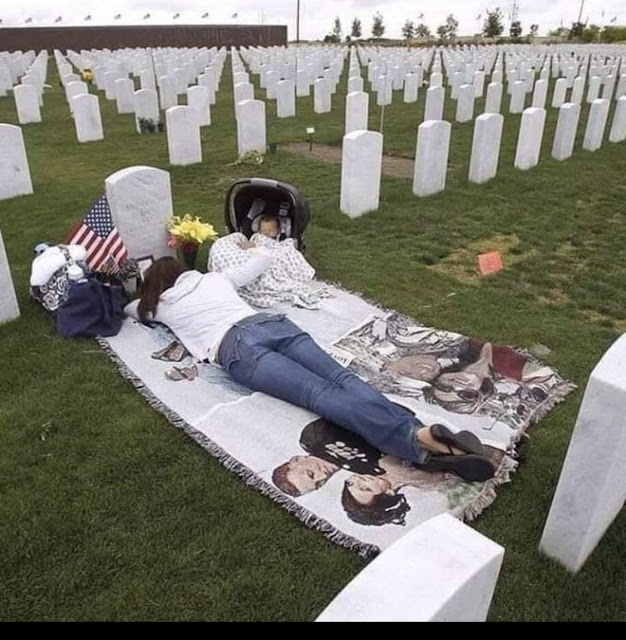 Memorial Day weekend. God Bless those who gave all to preserve our great country and all it stands for. Amen. we are forever in your deb
