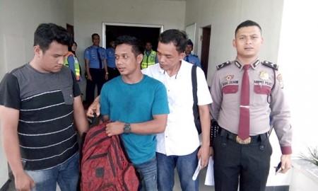 Mahasiswa asal Tanjungbalai yang mencuri di Kuala Namu.