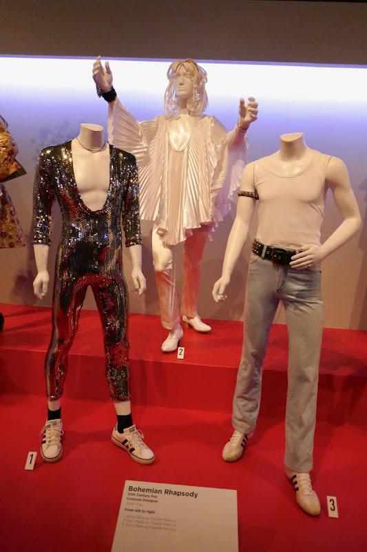 Rami Malek Bohemian Rhapsody Freddie Mercury costumes