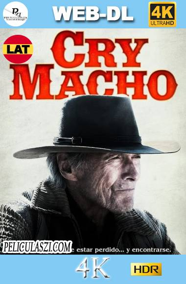 Cry Macho (2021) Ultra HD WEB-DL 4K HDR Dual-Latino VIP