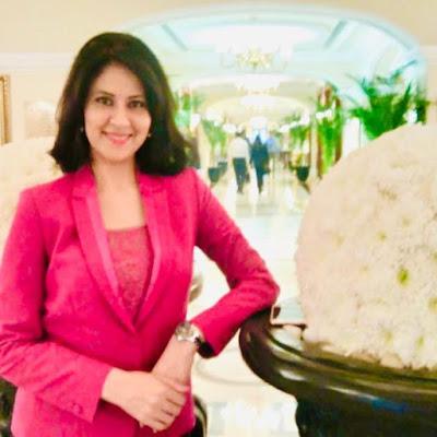 Mimansa Malik (News Anchor) Age, Height, Weight, Net Worth, Wiki, Family, Husband, Bio