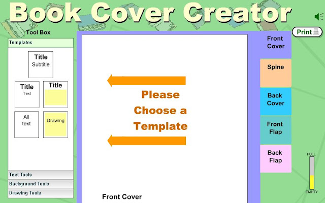Book Cover Graphism Url ~ Teaching with tlc ways to make writing fun