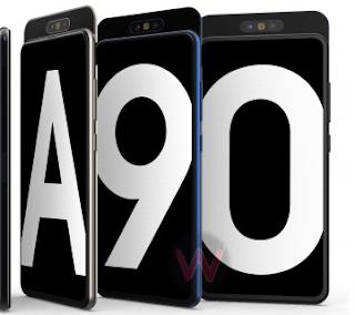 سعر ومواصفات Samsung Galaxy A90 5G || سامسونج