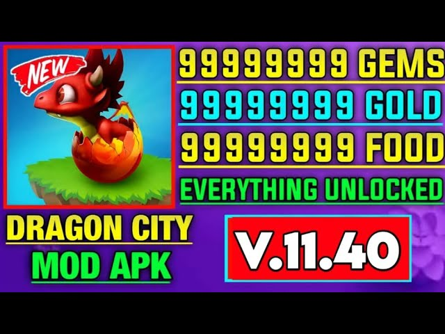 Dragon City New Apk Latest Version