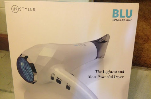 InStyler BLU Turbo Ionic Dryer review