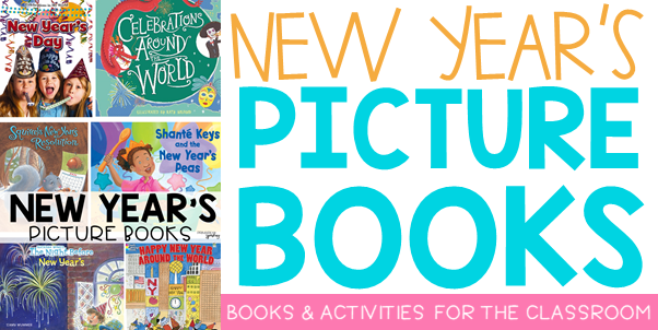 New Year's Picture Books and Classroom Activities