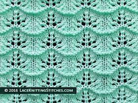 Lace Chart #23