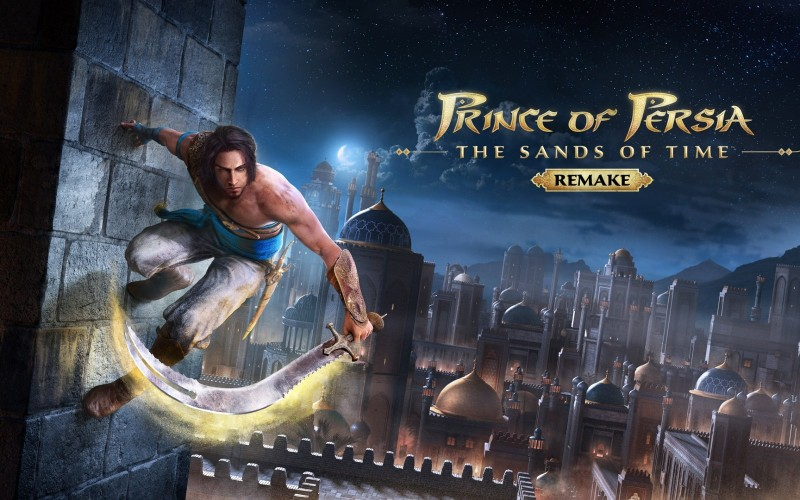 The release of the remake of Prince of Persia: the Sands of Time postponed indefinitely