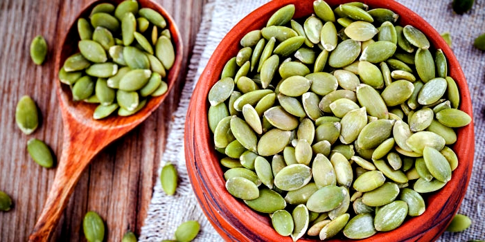 semillas de calabaza para adelgazar