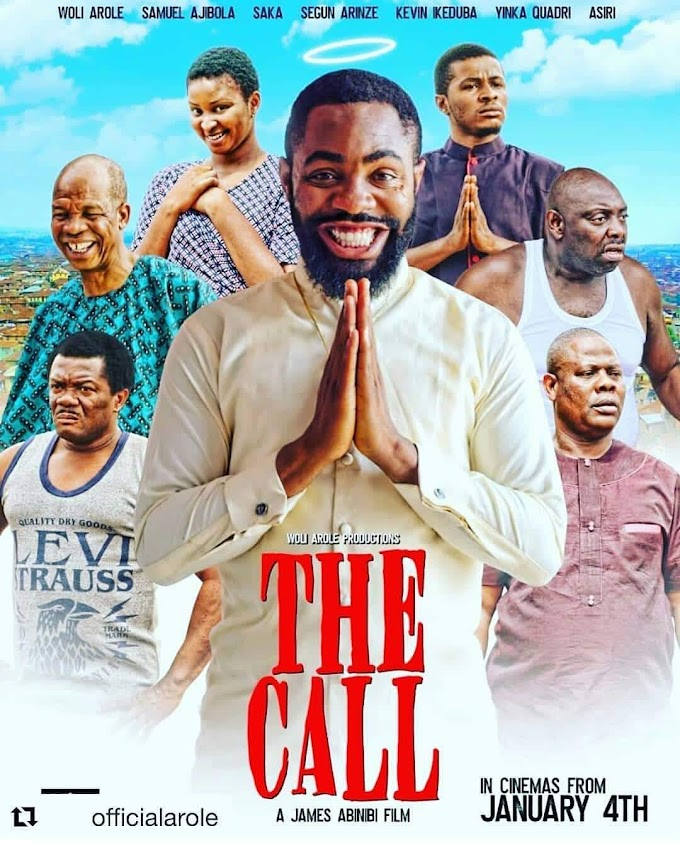 The Call || (Woli Arole)