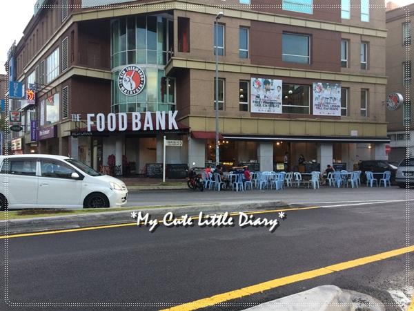 My cute little diary the food bank for Food bar kota damansara