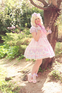 kawaii sweet lolita fashion mintyfrills cute