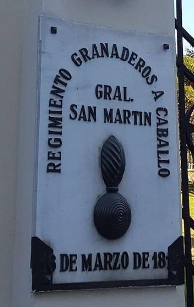 El ejército Argentino en Buenos Aires