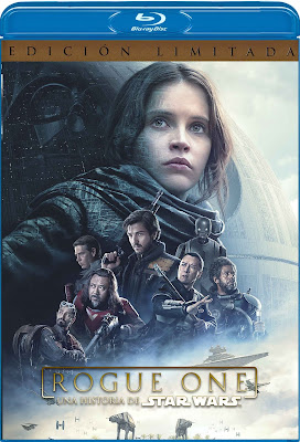 Rogue One: A Star Wars Story [2016] [BD25] [Latino]