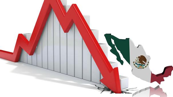 La economía de México podría caer hasta un 12.8% en 2020 -cenbank