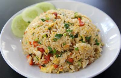 Resep nasi goreng tanpa kecap manis