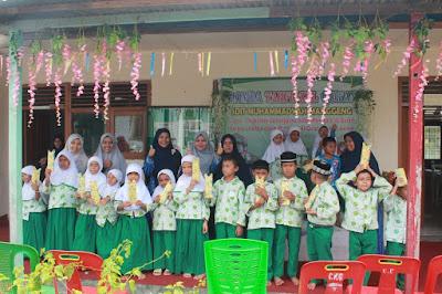 SDIT Muhammadiyah Manggeng Adakan Lomba Tahfiz Quran