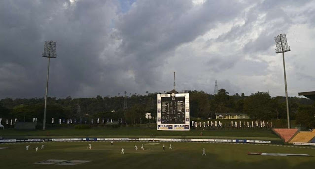 Sri Lanka vs Bangladesh - Groundsman at Pallekele Stadium tests positive for Covid-19