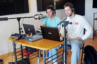 Broadcaster Professional di Sekolah Jurusan Broadcasting