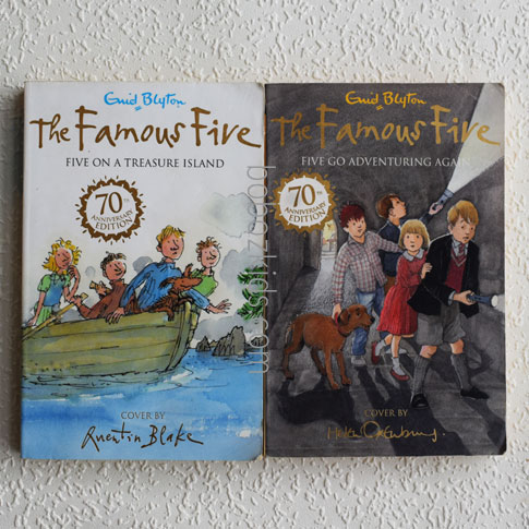 Enid Blyton Famous Five Books in Port Harcourt, Nigeria