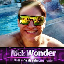 CANAL DO YOUTUBE RICK WONDER