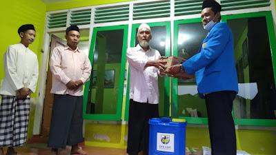 KNPI Purworejo Kunjungi Ponpes di Berbagai Wilayah, Bagikan Perangkat Prokes