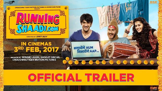 RunningShaadi.com Movie Official Trailer