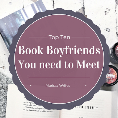 10 Book boyfriends you need to meet no matter your age Top Ten Tuesday on Reading List
