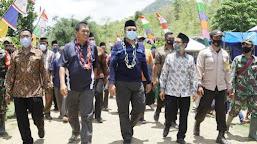Gubernur NTB Kunjungi Desa Terpencil, Peringati Sumpah Pemuda dan Serap Aspirasi Masyarakat