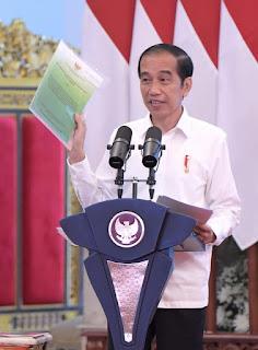 Presiden Jokowi Serahkan SK Pengelolaan Hutan Sosial, Hutan Adat, dan TORA se-Indonesia