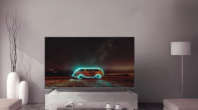 Smart Tivi TCL 4K 43 Inch L43P8