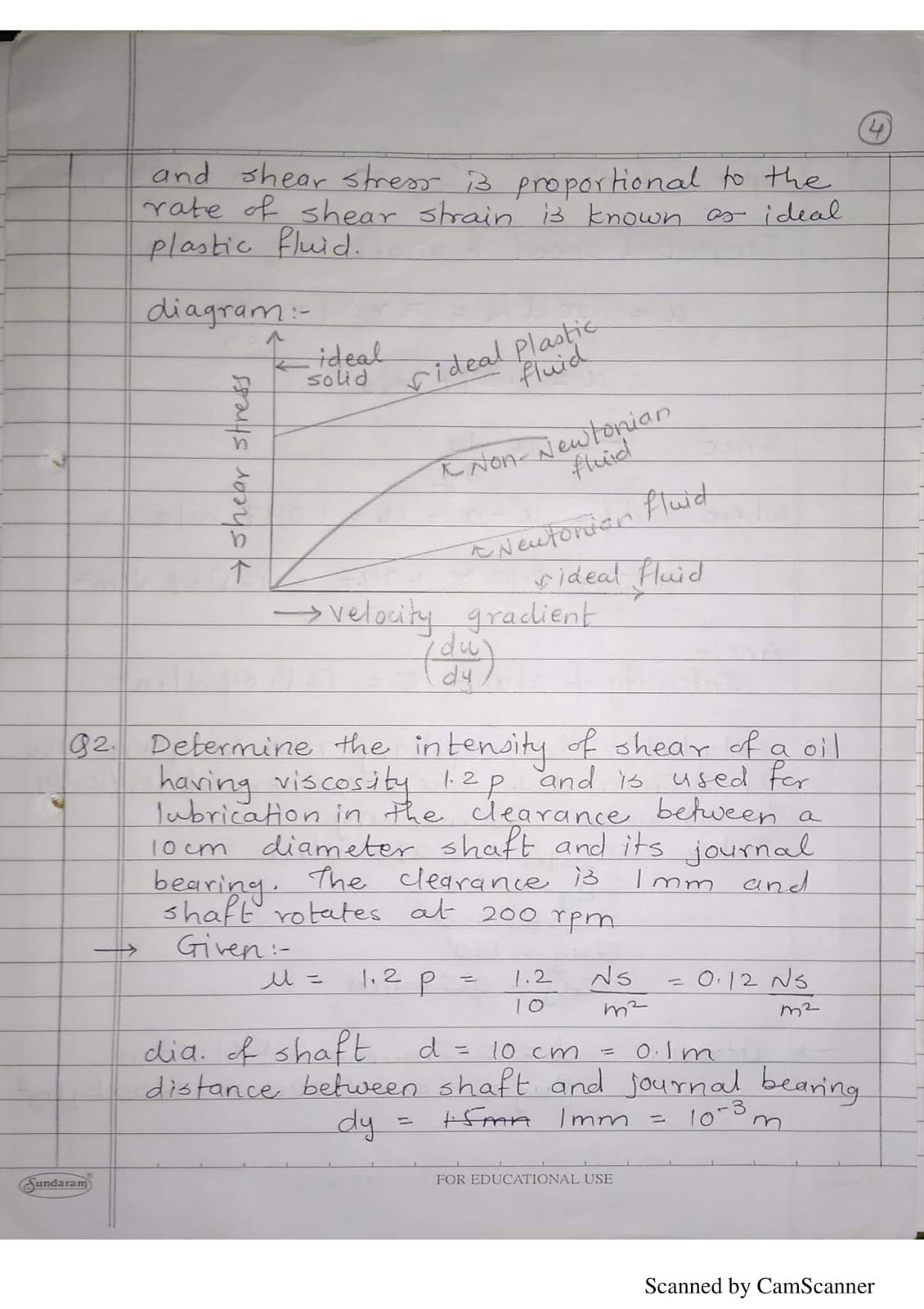 FLUID MECHANICS - 1 | NOTES | - Engineering On Your Finger Tips