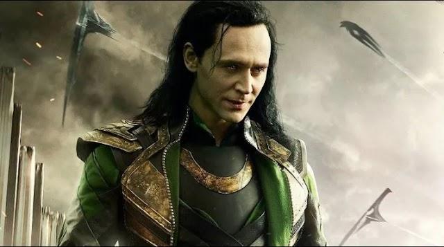 Loki - Nueva serie Disney plus 2021