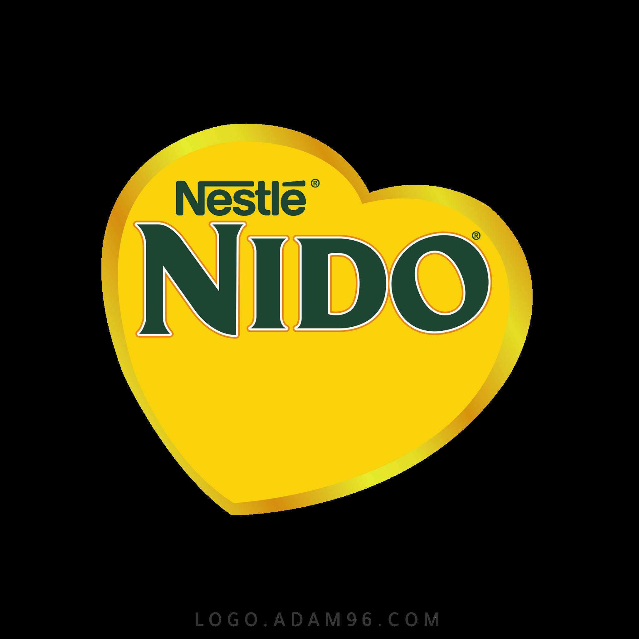 تحميل شعار شركة حليب نيدو لوجو رسمي عالي الجودة PNG