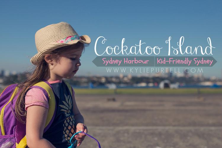 Cockatoo Island Sydney