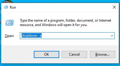 كيفية قفل الكمبيوتر بعد وقت معين تلقائيا