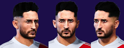 PES 2021 Faces Milton Casco by Valentinlgs10