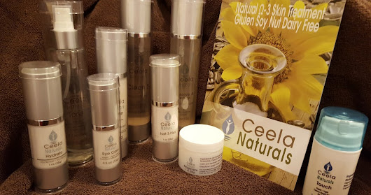 {Product Review} Ceela Naturals Review Day 2: Clean S and Just 3 Plus (Non-GMO, Top 8 Free, Corn-Free, Vegan and Cruelty-Free)