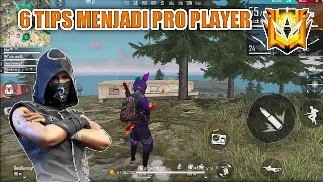 Tips Jadi Pro Player Free Fire (FF)