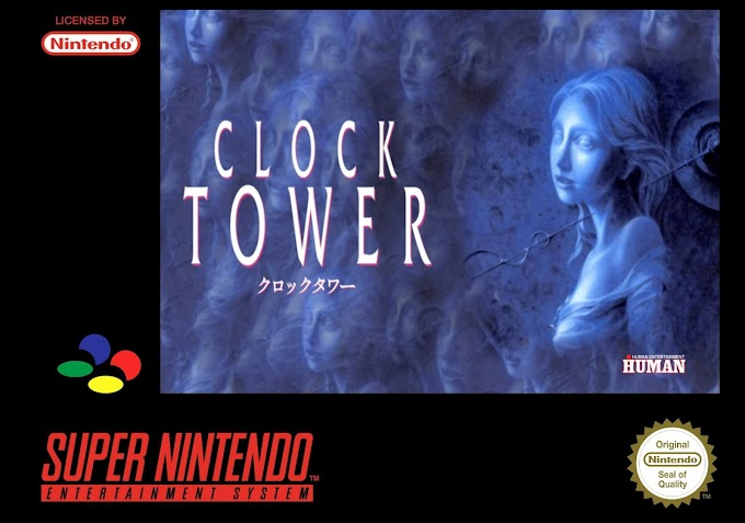 AnáliseMorte: Clock Tower - The First Fear