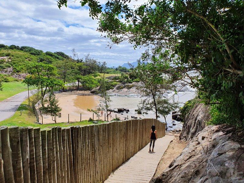 Praia Secreta Vila Velha: como chegar, dicas