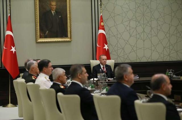 """""""Η τουρκική φασιστική θρασύτητα δεν έχει κανένα όριο"""""""