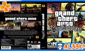 تحميل لعبة Gta San Andreas psp للاندرويد لمحاكي ppsspp من ميديا فاير