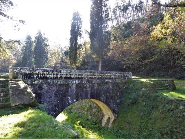 ponte in località Parole d'Oro a Lucca